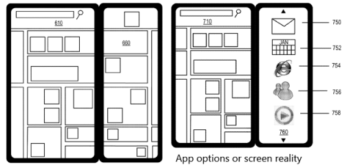 1 520x240 New Microsoft patent details dual screen smartphone