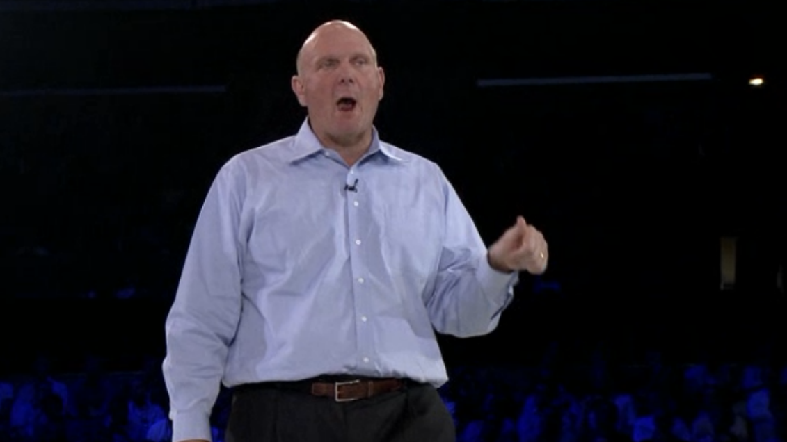 Ballmer sells a cloud future to Microsoft's partners