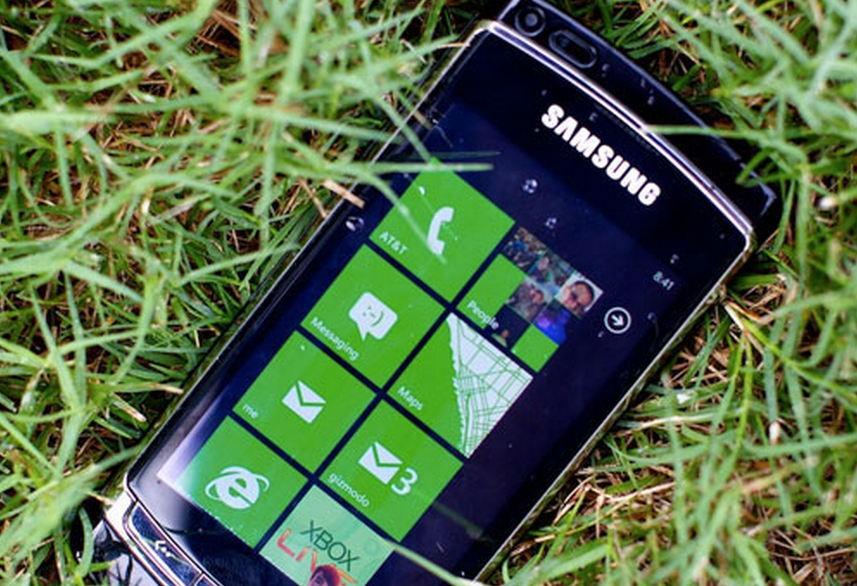 Microsoft demos new Windows Phone 7 hardware