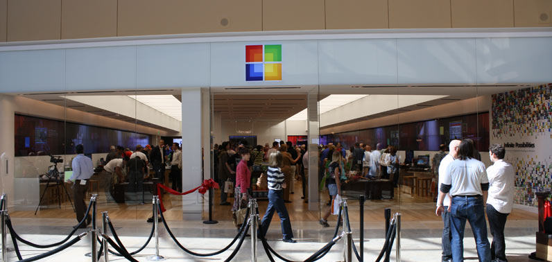 Microsoft set to launch 75 new stores