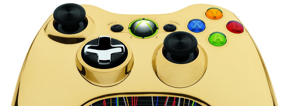 Microsoft unveils Star Wars themed Xbox 360