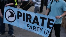 4460844033 79a61a4f88 b 220x123 How the Pirate Party aims to shake up digital politics