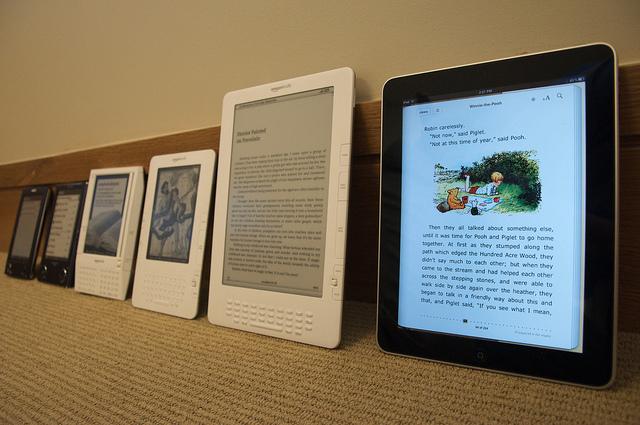 Kindle vs Nook vs iPad: Which e-book reader should you