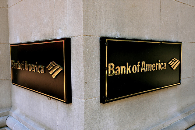 Bank of America to trial free money transfers using phone numbers, email addresses