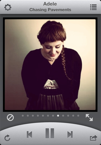 Adele Coverjam for iOS creates Instagram and Flickr powered slideshows of your favorite bands