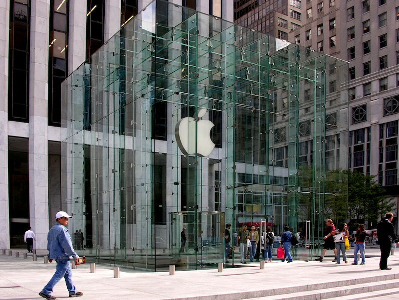 Apple Is Now The 21st Biggest US Retailer
