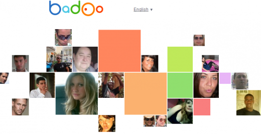 BadooHomepage1 520x267 Badoo doubles up, and the social network has the world in its sights