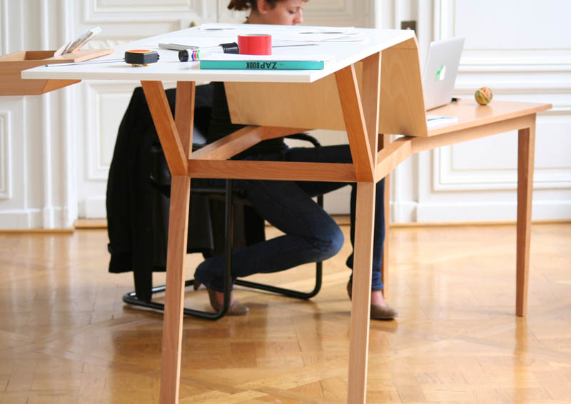Sit down, stand up: This desk will fix your posture