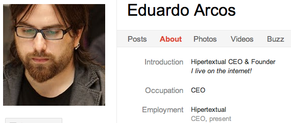 Eduardo Arcos 8 Latin American Entrepreneurs To Circle on Google+
