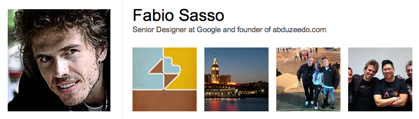 Fabio Sasso 8 Latin American Entrepreneurs To Circle on Google+