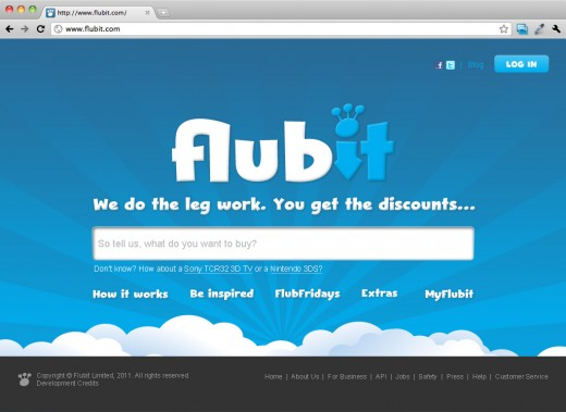 Flubit HomePage 520x379 Flubit: The $5k side project that became a $4m startup