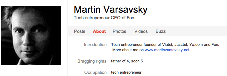 M Varsavsky1 8 Latin American Entrepreneurs To Circle on Google+