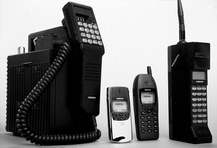 20 years ago today, the first GSM phone call was made
