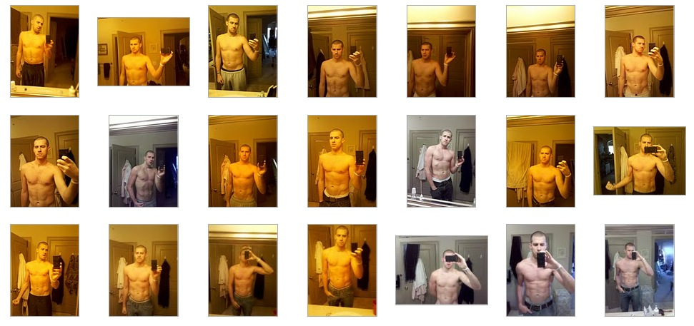 NerdMontage Nerd Fitness: From 60 pounds overweight to 6 pack abs