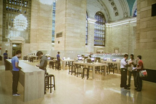 OB OW314 0725ny G 20110725130301 520x346 Heres what Apples gorgeous new store in Grand Central will look like