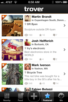 Photo Jul 28 6 58 12 AM Expedia founders app Trover lets you share the joy of discovery