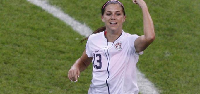 Who says women's soccer isn't popular? Breaks Twitter's tweets per second record!