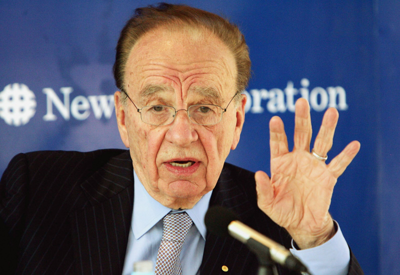 One becomes two: News Corp. to split publishing and entertainment arms on June 28