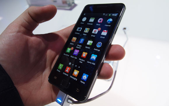 Samsung Galaxy S II set for US debut in August