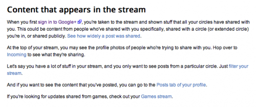 Screen Shot 2011 07 22 at 13.16.19 500x209 Google+ Games confirmed; Will appear in new Games Stream