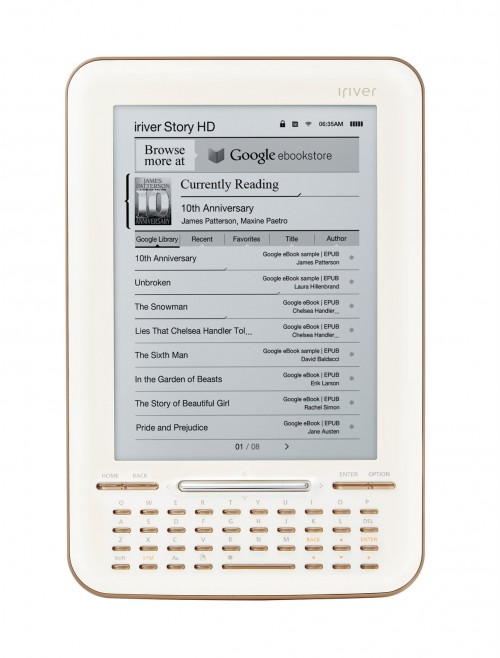Story HD 01 500x658 Google eBooks gets its first integrated e reader