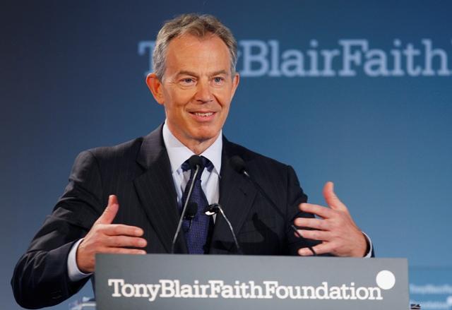 The Huffington Post UK nets Tony Blair as unpaid blogger