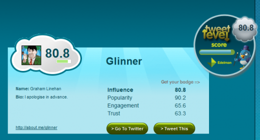 TL4 520x280 TweetLevel & BlogLevel: GPS for navigating influence online