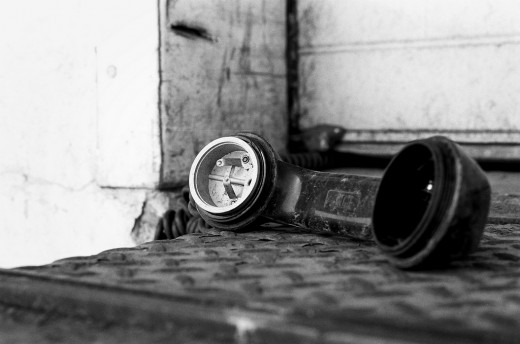 Telephone Thing Listening In Jamie Anderson Flickr