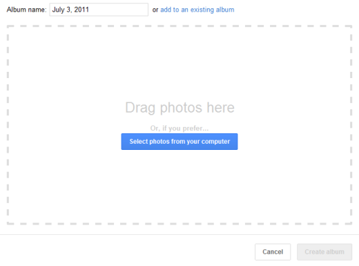 albums How to turn Google+ into an online photography portfolio