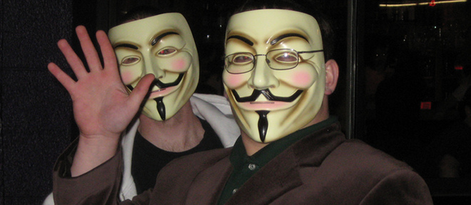 Anonymous claims that the operating system, 'Anonymous-OS' is fake