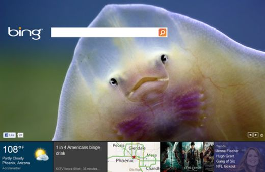 bing Bings new Live Tile design starts rolling out