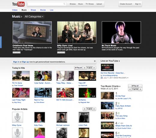 cp YouTubes got a great new look, and you can try it NOW