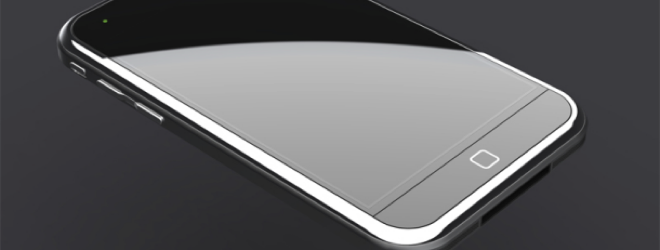 Possible prototype iPhone 5 cases show larger screen and home button