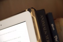 dodocase 5 220x146 The DODOCase helps your iPad 2 blend in with bookish style