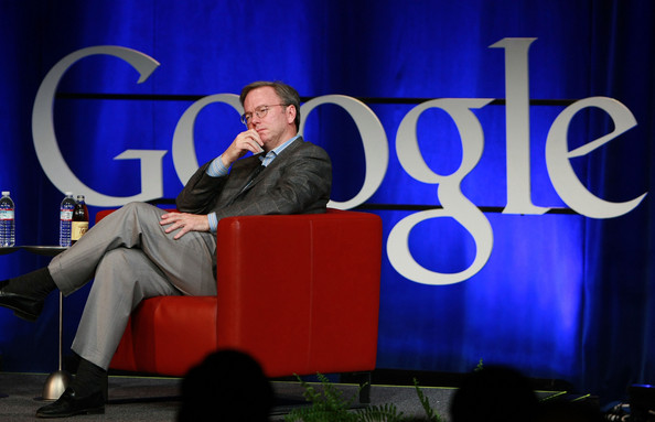 "Google's Schmidt: ""Our competitors aren't innovating, they're responding with ..."