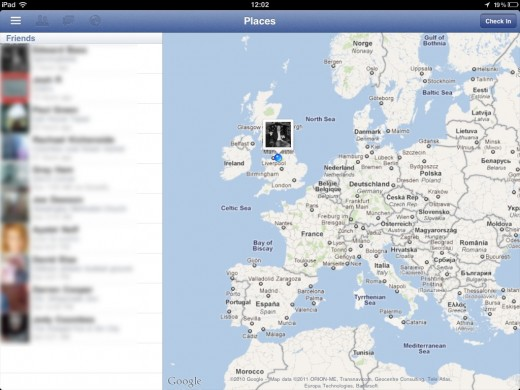 facebook ipad 4 520x390 How to access the secret Facebook iPad app [Update]