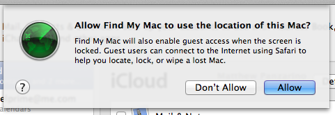 find my mac TNW Review: OS X Lion