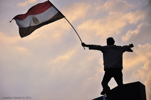 flag1 Why Egypt wasnt waiting for WikiLeaks to ignite a revolution