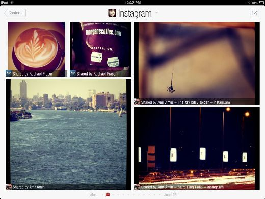 flipboard The Complete List of Top Instagram Apps