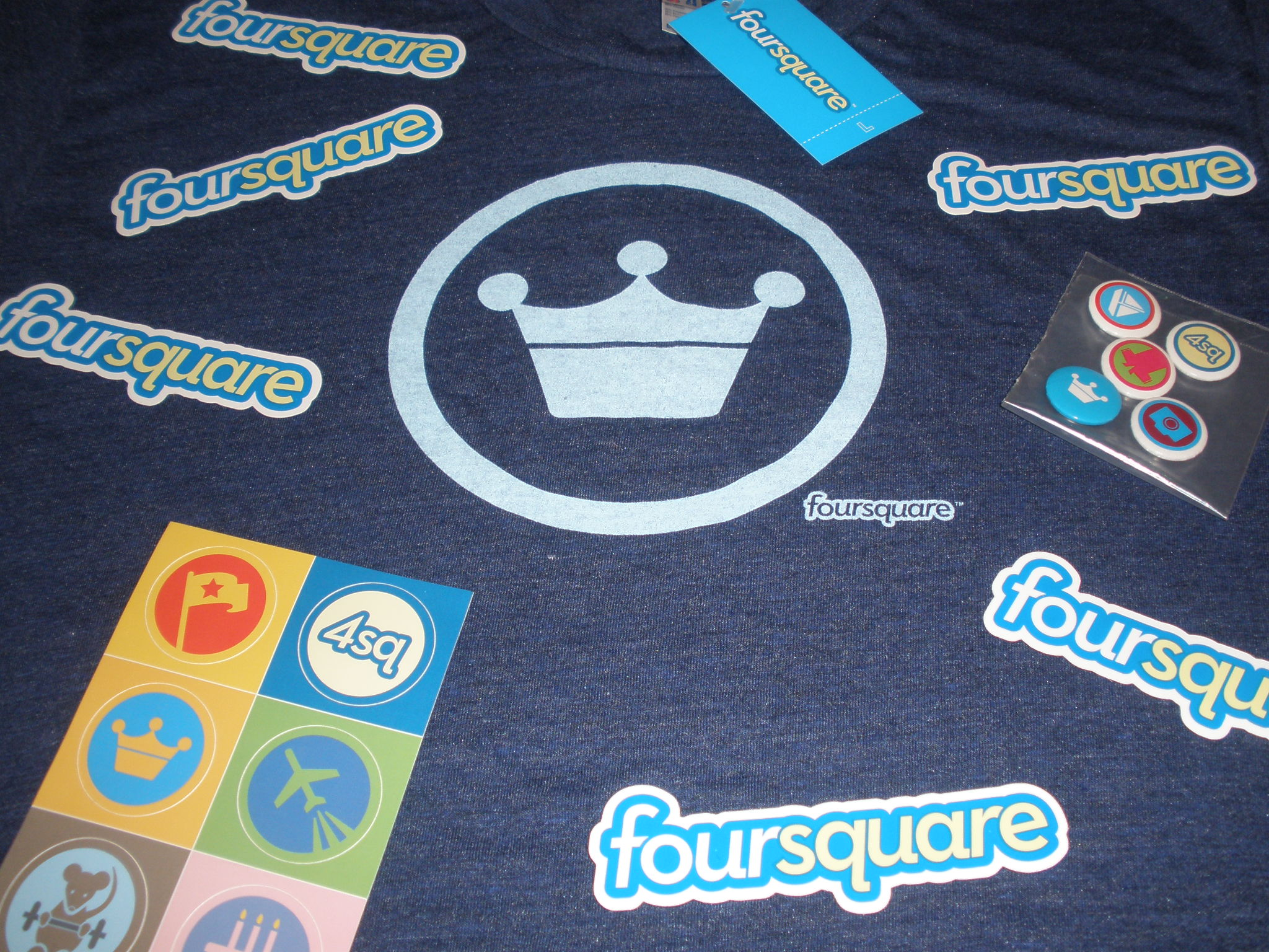 Klout adds Foursquare checkins to better measure your social influence