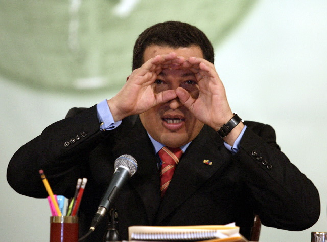 Venezuela's Chavez is literally running his country on Twitter, from Cuba