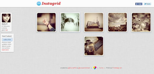 instagrid The Complete List of Top Instagram Apps