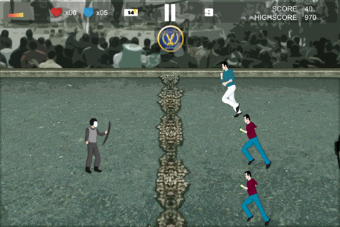 jan25game The Revolution Will Be Gamified