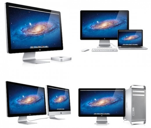 lion display macs 520x442 Apple apparently leaks a brand new LED display with Thunderbolt