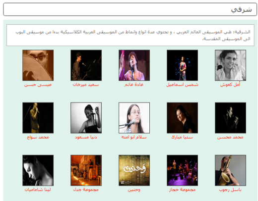 oriental Bandoora gives Arabic musicians a chance to showcase their work online