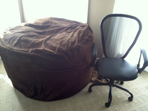 photo 3 520x388 Sumo Lounge: The bean bags every geeks office should have