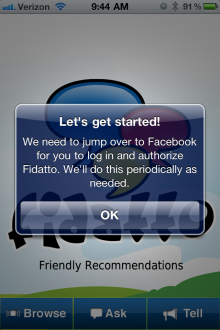 photo 35 220x330 Fidatto: Recommendations from your friends, no drama allowed