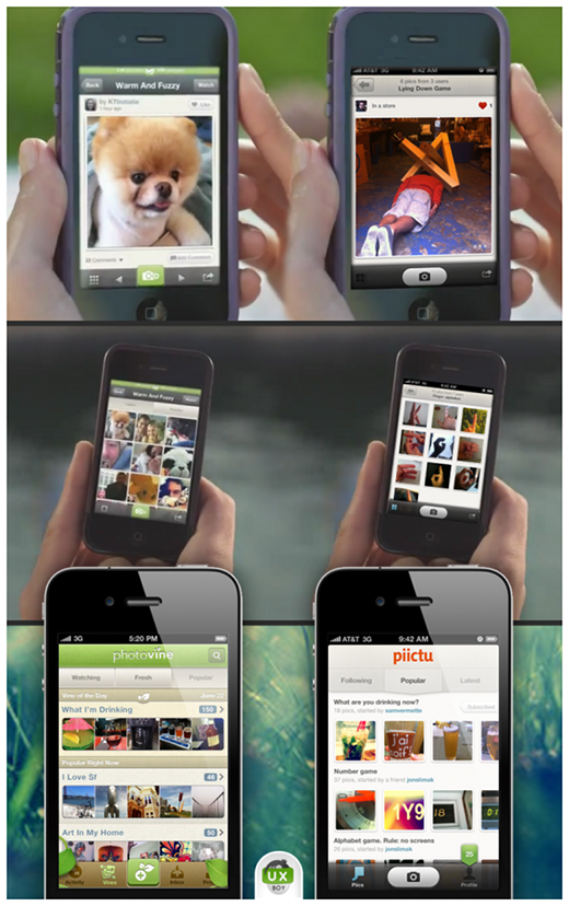 photovine piictu Googles Photovine now available for iOS, but Disco group messaging app for Android disappears