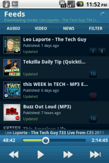 podcasts 220x330 8 great apps for listening to podcasts on Android and iOS