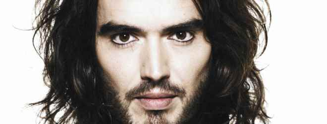 Check out Russell Brand's new ads for the HP TouchPad. You'll laugh…